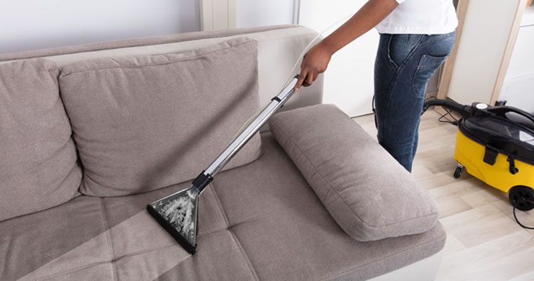 WHY DO ROUTINE UPHOLSTERY CLEANING?